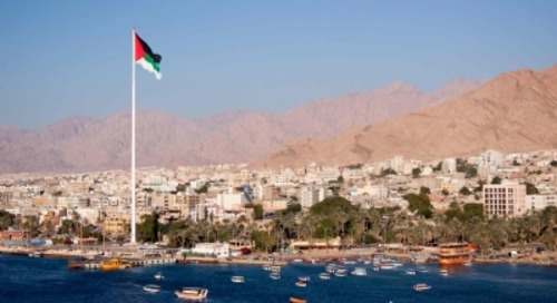 Jordan's $2.82 billion development to include desalination