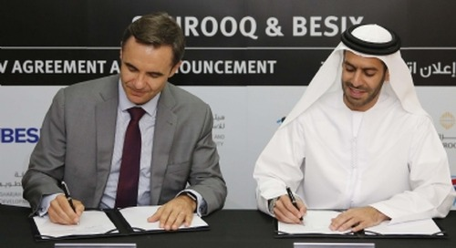 Besix signs with Sharjah to expand water reuse