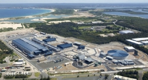Sydney Desalination Plant an option in flood mitigation debate