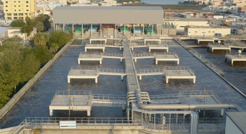Bluewater Bio bags Bahraini upgrade project