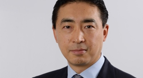 Five Minutes With: Hideo Shirakawa, East Asia managing director, Grundfos