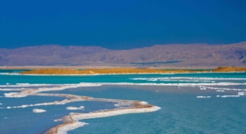 Israel poised to approve Red Sea-Dead Sea project