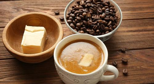 Butter Coffee, Sensasi Ngopi Baru yang Kaya Manfaat!
