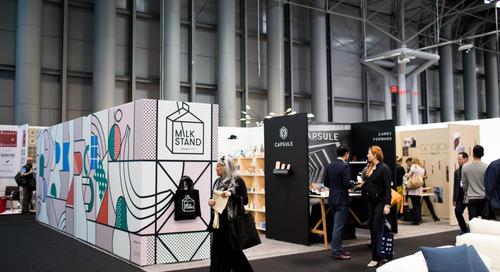Apply to Exhibit at the Milk Stand Popup Shop at ICFF 2018