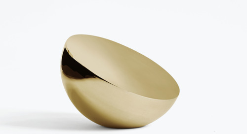 Functional Design x Sculptural Art: New Works' Latest Collection
