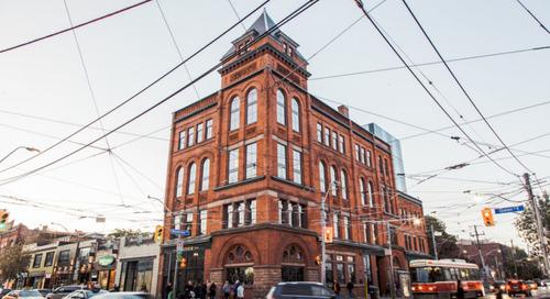 DesignAgency Transforms a Soap Factory into a Boutique Hotel