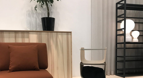 New Launches and Collaborations – Highlights from the Stockholm Furniture Fair 2018