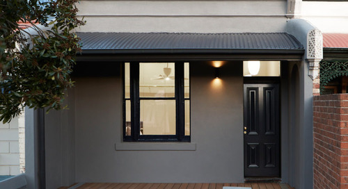 A Refurbished Victorian Cottage in Melbourne by SWG STUDIO