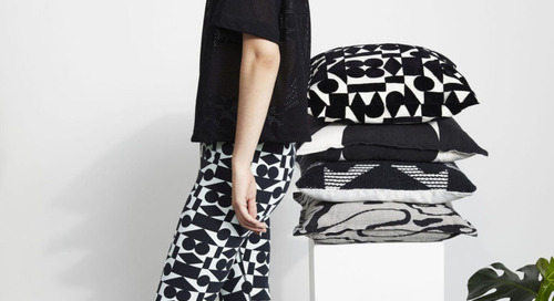 PATTERNITY + John Lewis Launch Collection of Geometric Goods