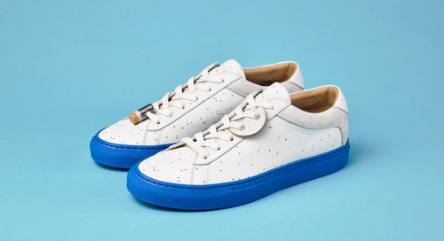 KOIO Launches Limited Edition Sneakers by Ceramist Ben Medansky