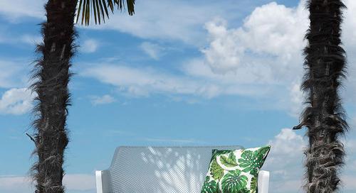 Net Outdoor Furniture by Raffaello Galiotto for Nardi