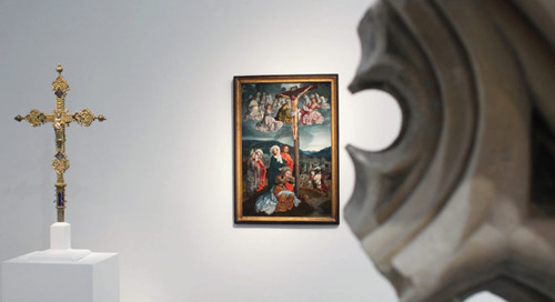Medieval Art… A Contemporary Experience