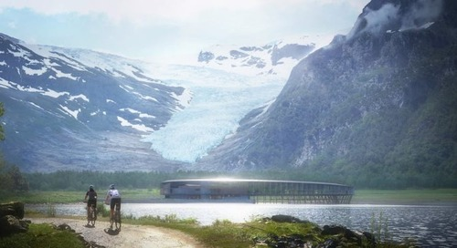 Svart: The Energy Positive Solar Powered Arctic Hotel