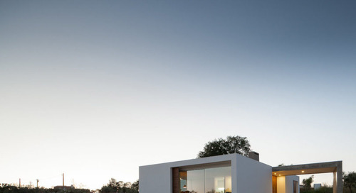 House in Santarém by Vasco Cabral + Sofia Saraiva