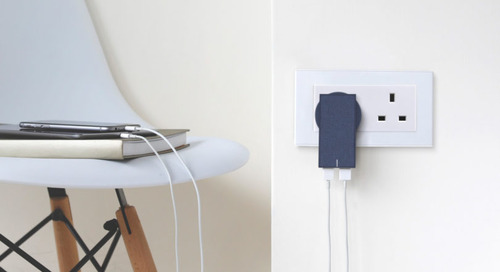 Native Union Smart Charger International Is a Passport to Power