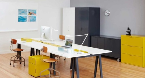 Heartwork Brings Happiness and Functionality to the Workplace