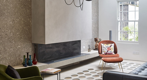 The Perf House Is a Renovated Georgian Terrace House In London by AMA