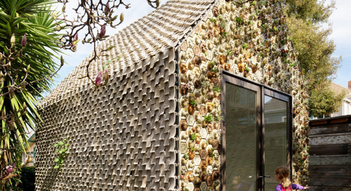 Modularity Modern: The Cabin of 3D Printed Curiosities