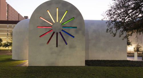 Ellsworth Kelly's Final Masterpiece Is a Majestic Study of Light and Color