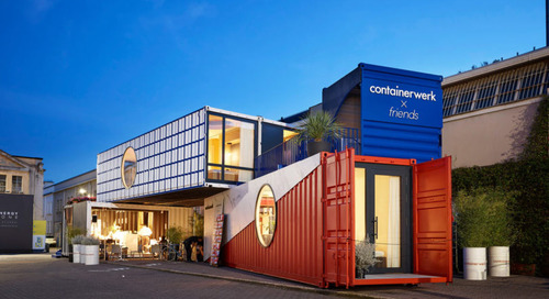 Containerwerk Reimagines Shipping Containers into Affordable Housing