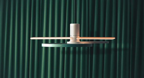 This 3-in-1 Concept Cleans, Circulates, and Monitors Interior Air
