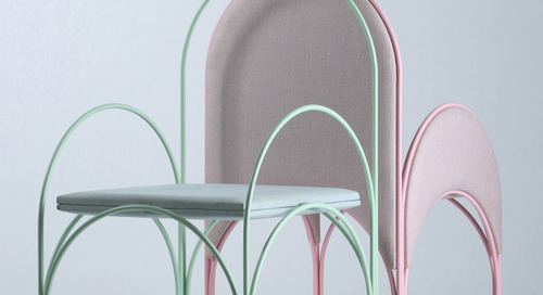 HAWA Beirut Is a Collection of Furniture Inspired by Lebanese Architecture