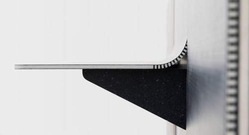 SHIFT: A Flexible Shelf System by LAYER for Kvadrat Made From Upcycled Textiles