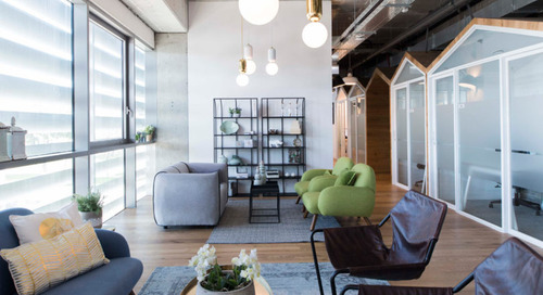 The Mixer: A Shared Office Space in Tel Aviv