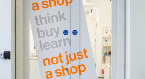 """Discovering Emerging Talents + New Designs from a Shop That's """"not just a shop"""""""