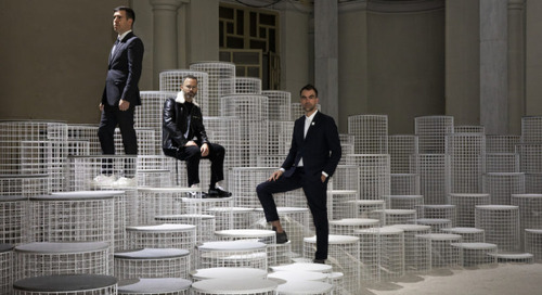 Altered States in Milan by Snarkitecture and Caesarstone