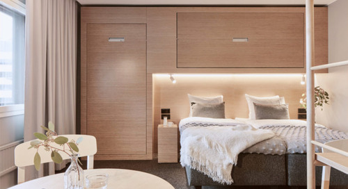 Fyra Wants Airport Hotels to Be as Appealing as Your Final Destination