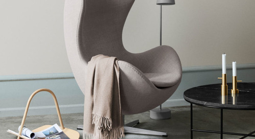 Basket Marks LAYER's Third Collaboration with Fritz Hansen