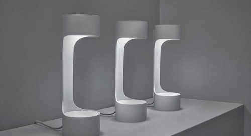Castor Design Debuts Lighting in the Shade of Middle Grey