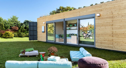 Live That Luxe Life in a Shipping Container from Cocoon Modules