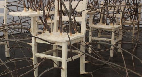 Unfinished: The Sculpture of Hugh Hayden