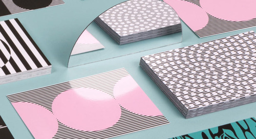 Pattern Reflections: A MOO x PATTERNITY Postcard Collaboration