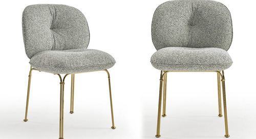 Mullit Is a Cushion with Legs, Designed by Yonoh for Sancal