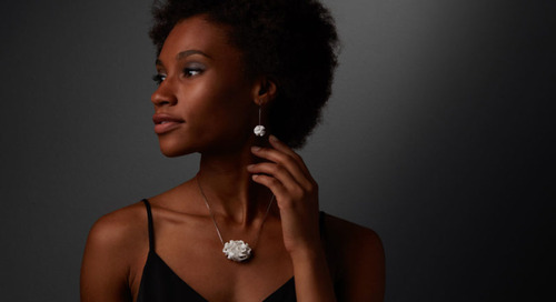 Nervous System Launches Porifera 3D Printed Ceramic Jewelry with Formlabs