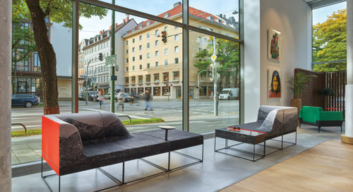 LINC Is Steelcase's European Office of Tomorrow