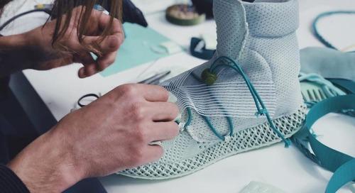 Studio Hagel Remixes 3D Printed Adidas ALPHAEDGE 4D
