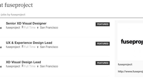 New Design Milk Job Board Listings from Wilson Associates, BIG – Bjarke Ingels Group, and Madera