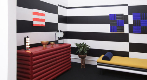 Sight Unseen and HotelTonight Team up to Create a Conceptual Hotel Suite for NYCxDESIGN