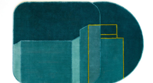Empire Collection Partners with Ghislaine Viñas on a Colorful Line of Rugs