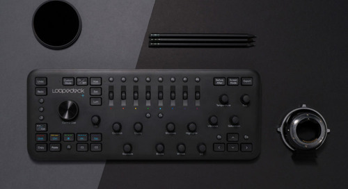 A Touch of the Tactile For Faster Digital Workflow