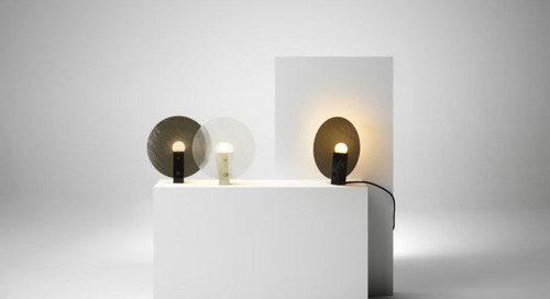 The Nebulae Collection by Ross Gardam Is Inspired by the Lighting Effects of Interstellar Clouds