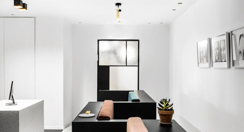 Maayan Zusman Designs a Modern Medical Office That Won't Make You Cringe