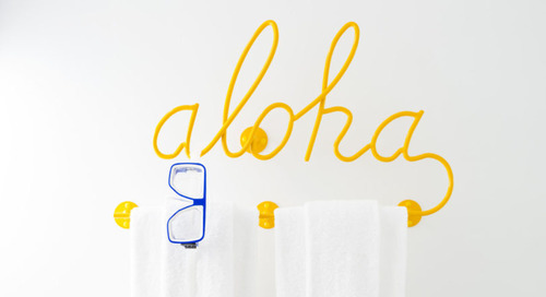 Hawaiian Hospitality Gets a Neon Makeover at the New Shoreline Hotel in Waikiki