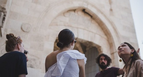 In Jerusalem, a Matchmaker Pairs Mature Artisans with Young Designers