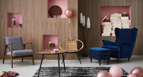 IKEA Launches GRATULERA Vintage Collection to Celebrate 75th Anniversary