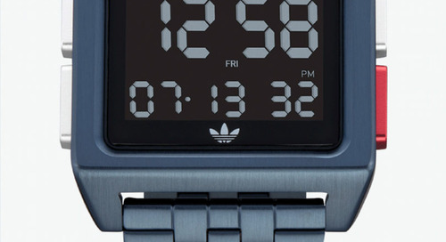 The adidas Originals ARCHIVE M1 Watch Series
